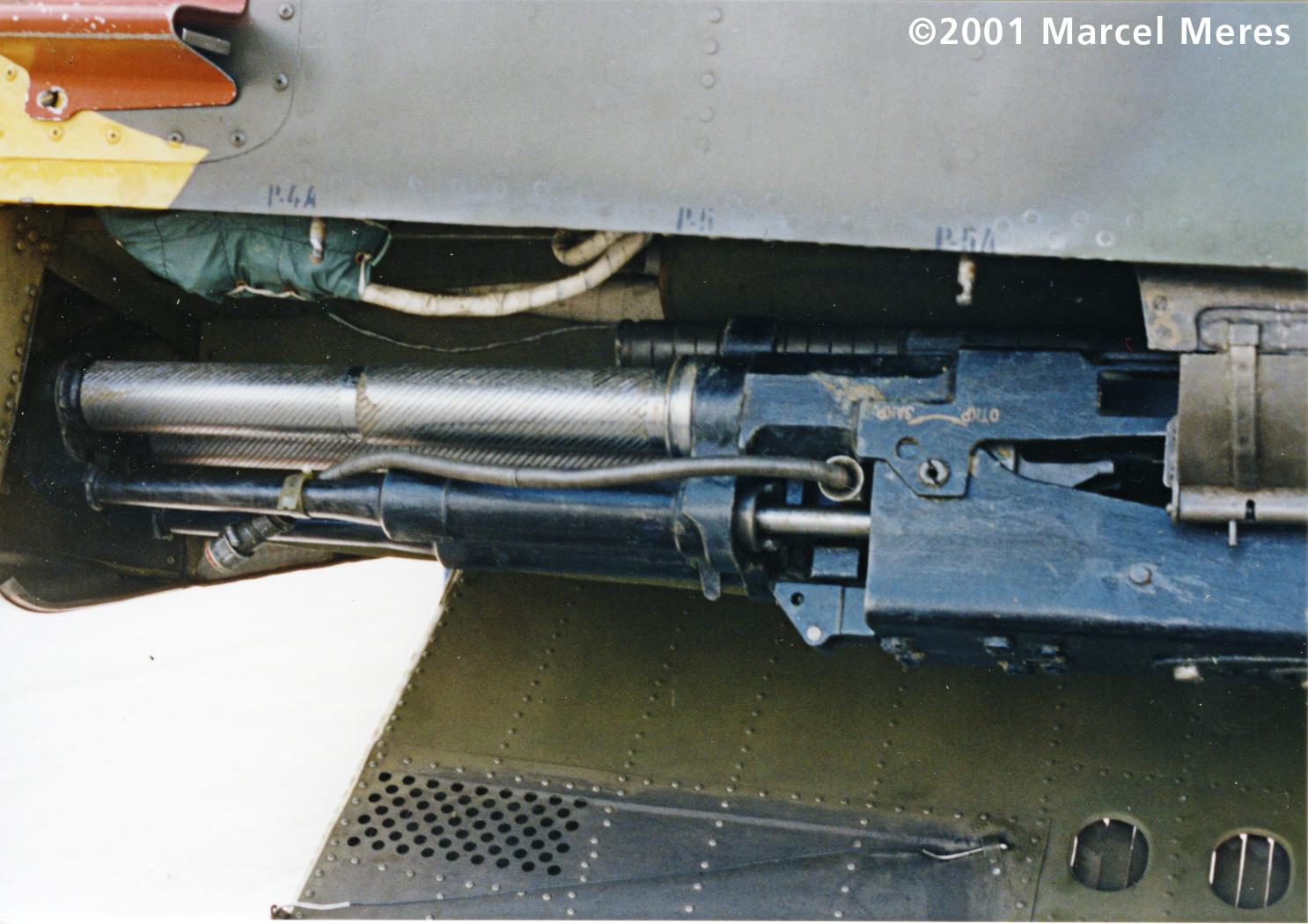 Su-25, Slovak AF, Gun, Muzzle, Gun 4