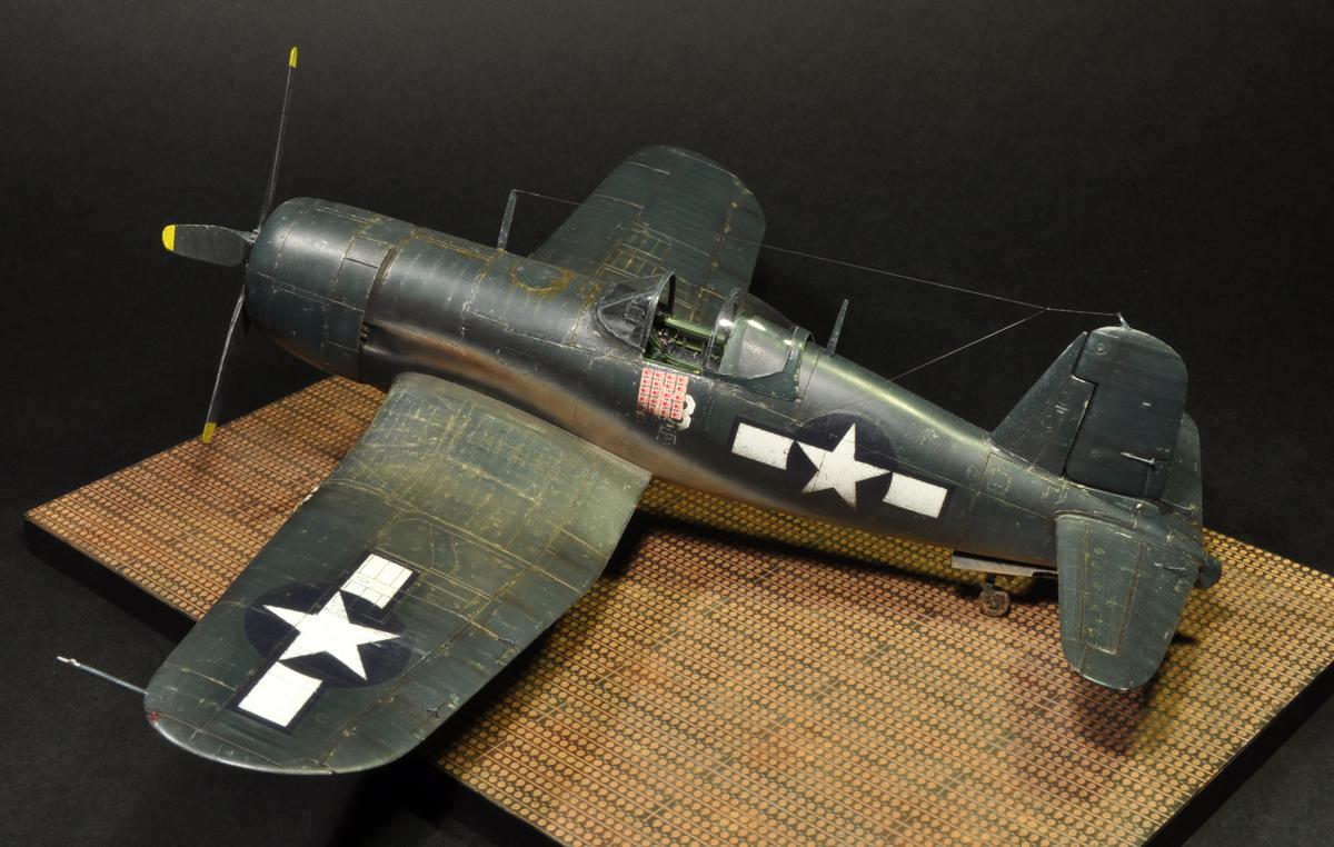 F4U-4 Corsair I. ACADEMY