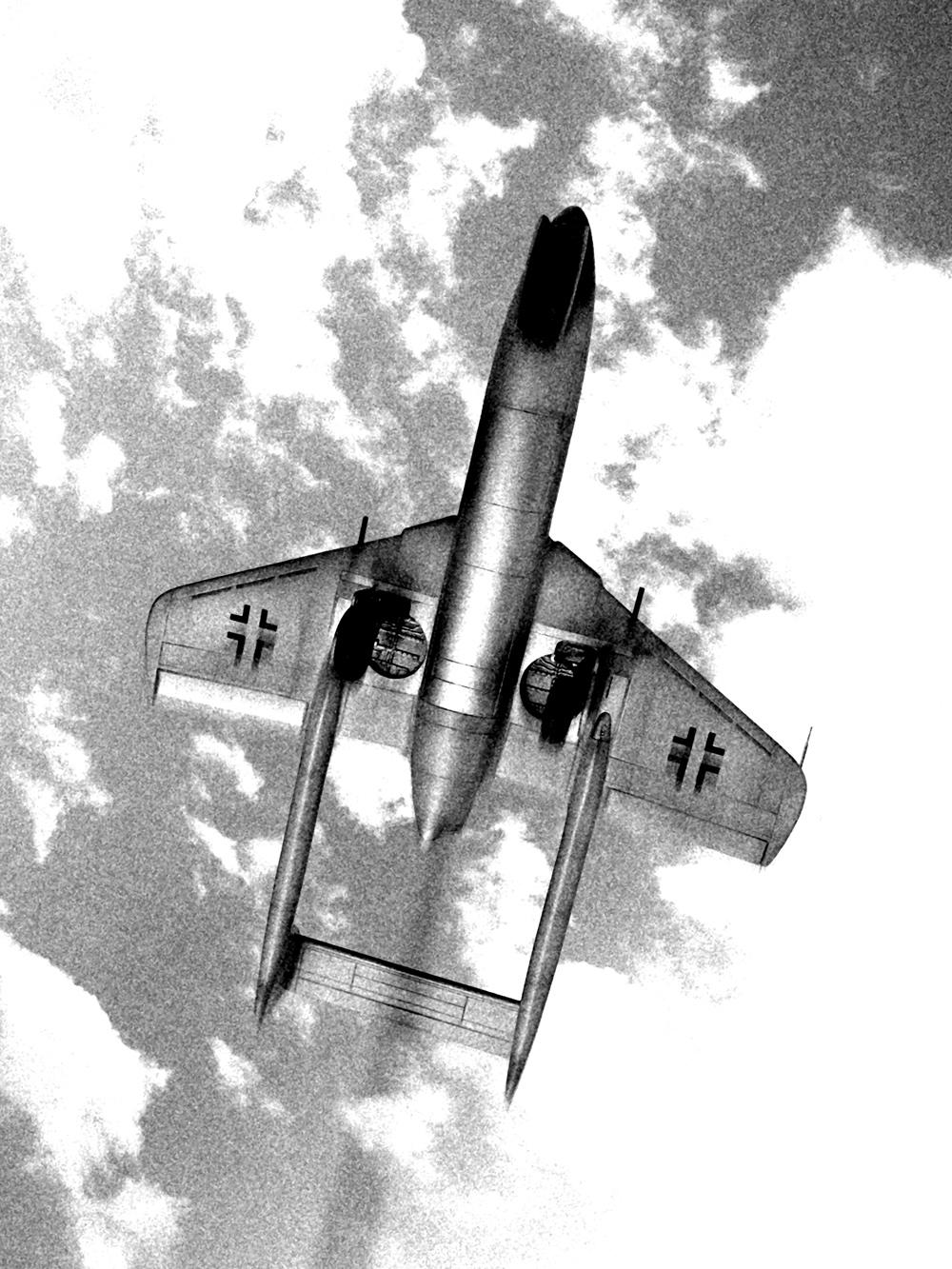 Focke Wulf FLITZER, virtual flight