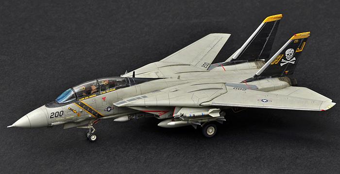 Grumman F-14A, Revell, 1/144 scale