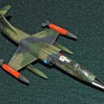 F-104G, Revell, 1/144
