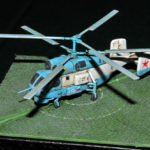 Kamov helicopter, 1/144