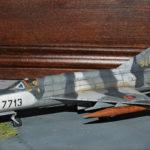 MiG-21MF, EDUARD, 1/144, Slovak 7713