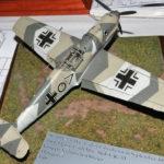 Bf-109 E3, Hasegawa, 1/48