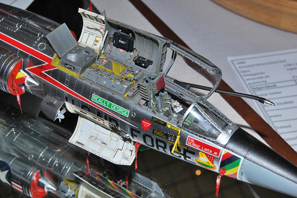 F-104C Hasegawa 1/48