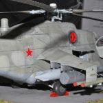 Mi-24V, Trumpeter, 1/35, detail photo