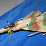 Mirage III, Eduard, 1/48