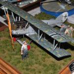 Pfalz D.XII diorama