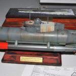 German See Hund XXVIIB midget submarine, Bronco, 1/35