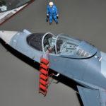 Sukhoi Su-50 (T-50) PAK FA, HPH, 1/48, cockpit detail