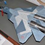 Sukhoi Su-50 (T-50) PAK FA, HPH, 1/48