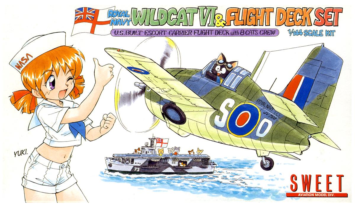 Grumman Wildcat/Martlet VI