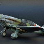 Mikoyan Guryevich MiG-3 Trumpeter 1/48