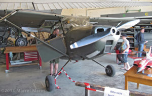 Cessna O -1 / L-19 Bird Dog, Austrian army, Front view