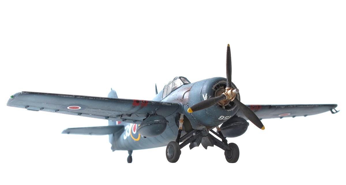 Wildcat FM-2 / Martlet Mk. VI