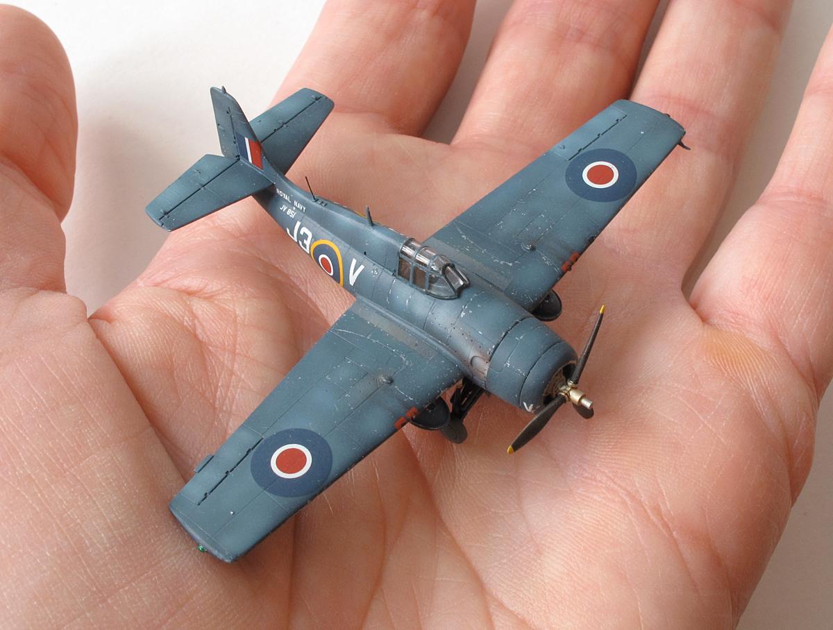 Martlet Mk. VI, sweet, 1/144