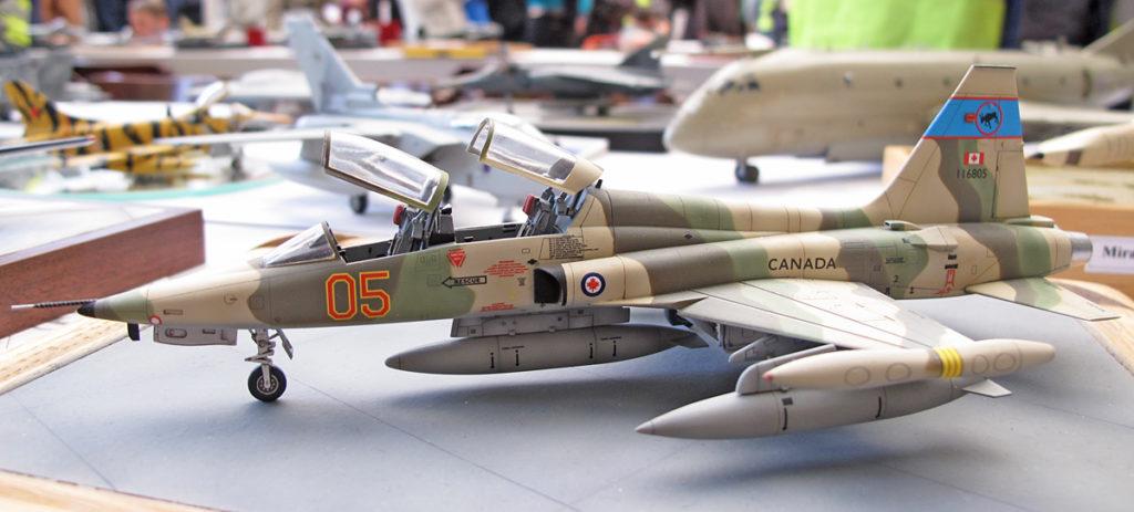 Canadair CF-5D 1/72