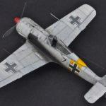Fw 190A-6, eduard, 1/48
