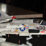 F-8 Crusader detail 1/48