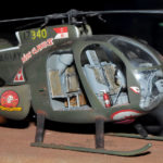 OH-6 Loach detail 1/32