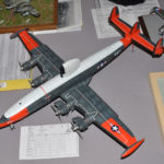 Lockheed EC121K Constellation 1/72