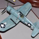 "F4U-1 Corsair I, ""Birdcage"" 1/72"