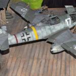 Me 262 Dioráma 1/32