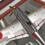 Ki-84 detail 1/48