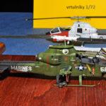AH-1G MARINES, 1/72