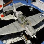 TBM-1 Grumman Avenger, 1/48
