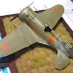 Polikarpov I-16 type 17, 1/48