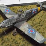 Messerschmitt Bf 109 E4, 1/48