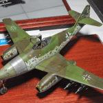 Messerschmitt Me 262 Schwalbe, 1/48