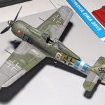 Focke-Wulf Fw 190A, 1/72