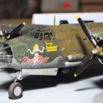 Martin B-26 Marauder, 1/48