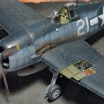 Grumman F6F-3 Hellcat, 1/72