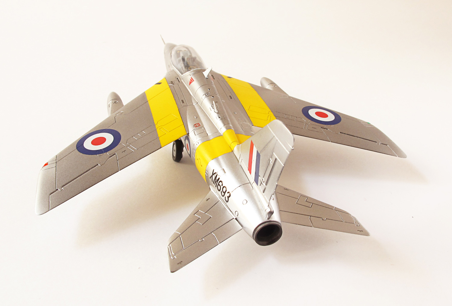 Folland Gnat, AIRFIX, 1/72