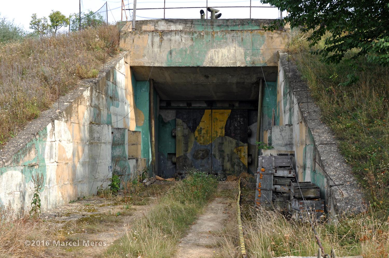 Kryt / bunker PVO