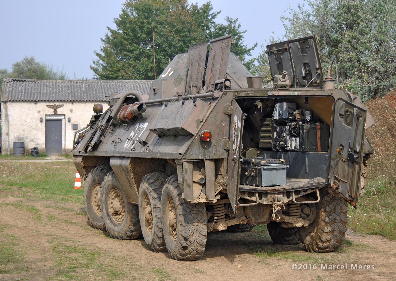 OT-64 SKOT odzadu