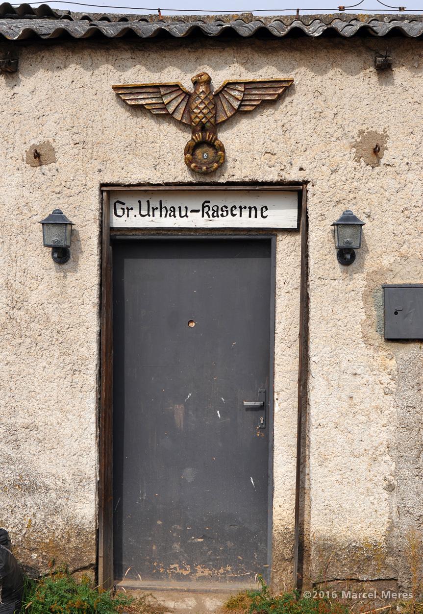 Štylizované nemecké kasárne