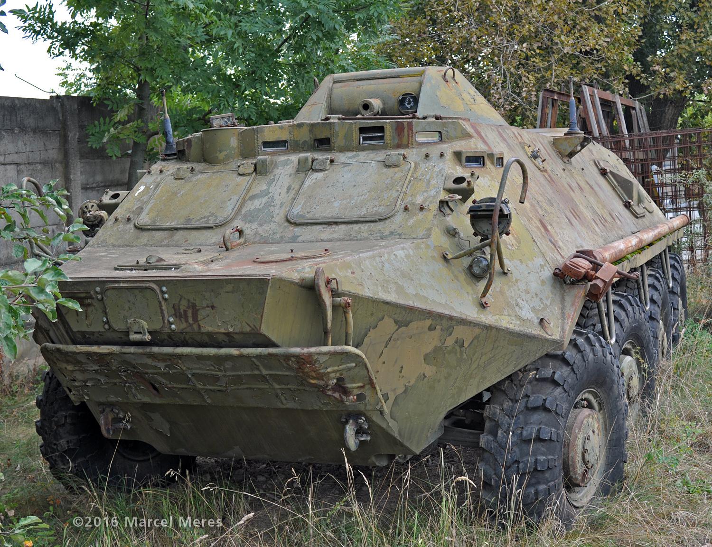 BTR 60 predok