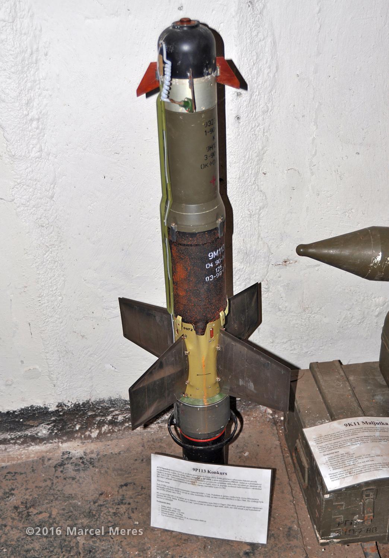 Raketa 9P113 Konkurs